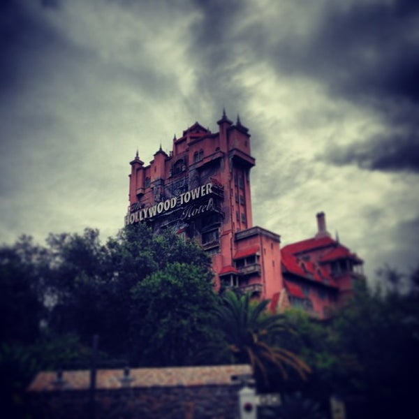 Photo taken at Disney's Hollywood Studios by Cameron S. on 7/19/2013