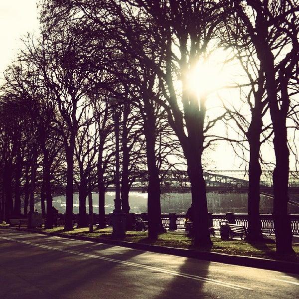 Foto scattata a Gorky Park da Александр К. il 11/2/2013