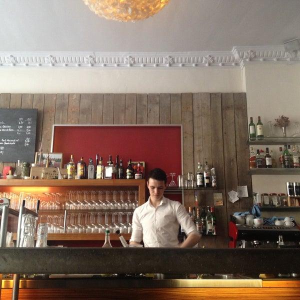 Das Foto wurde bei Brasserie La Bonne Franquette von Nicolay O. am 4/19/2013 aufgenommen