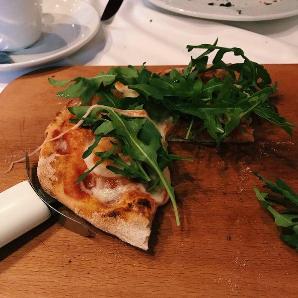 И ведь правда классная пицца!