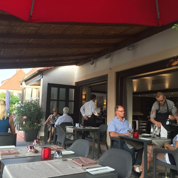 Photo Taken At Esszimmer By Manfred L. On 8/9/2015