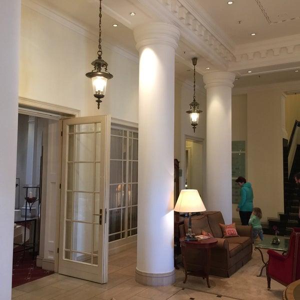 Das Foto wurde bei Hotel Fürstenhof von Manfred L. am 3/28/2016 aufgenommen