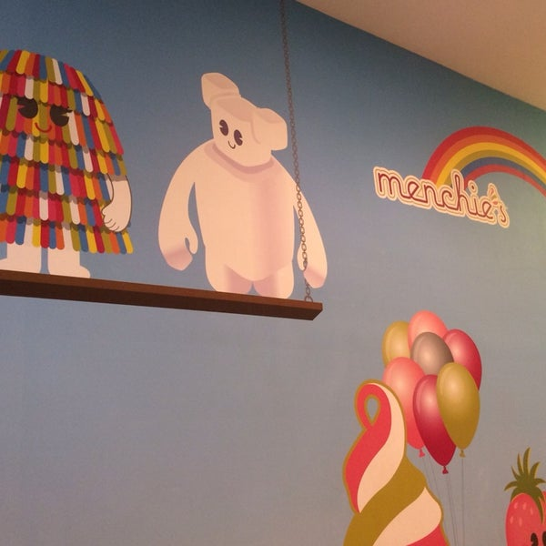 Photo taken at Menchies by Steven G. on 8/4/2014
