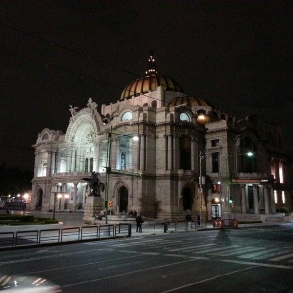 Foto tomada en Palacio de Bellas Artes por Luis S. el 7/9/2013