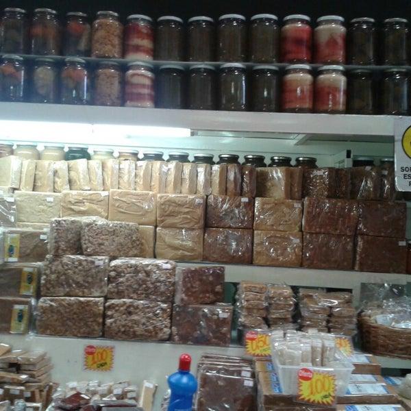 Photo taken at Mercado Municipal Antônio Valente by Giovanni P. on 7/9/2013
