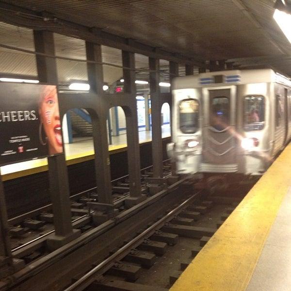 Photo taken at SEPTA MFL/TRL 15th Street Station by Jeff K. on 9/29/2012