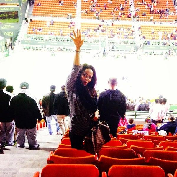 Photo taken at Qatar Tennis Federation by Monica N. on 1/2/2014