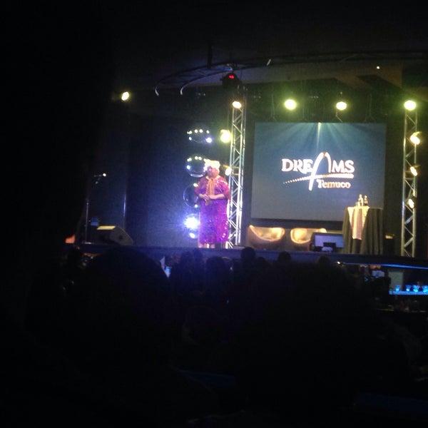 Photo taken at Casino Dreams by João M. on 6/12/2016