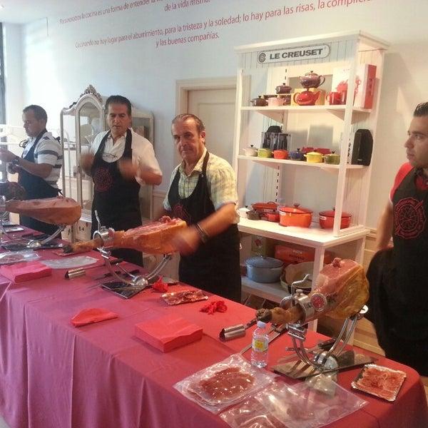 Fotos en La Mesa Málaga Escuela de cocina - Confitería en Málaga