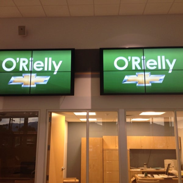 O'Rielly Chevrolet - 6160 E Broadway Blvd