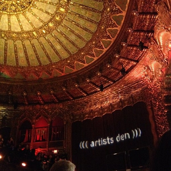 Photo taken at The Belasco by Tracy S. on 11/12/2012