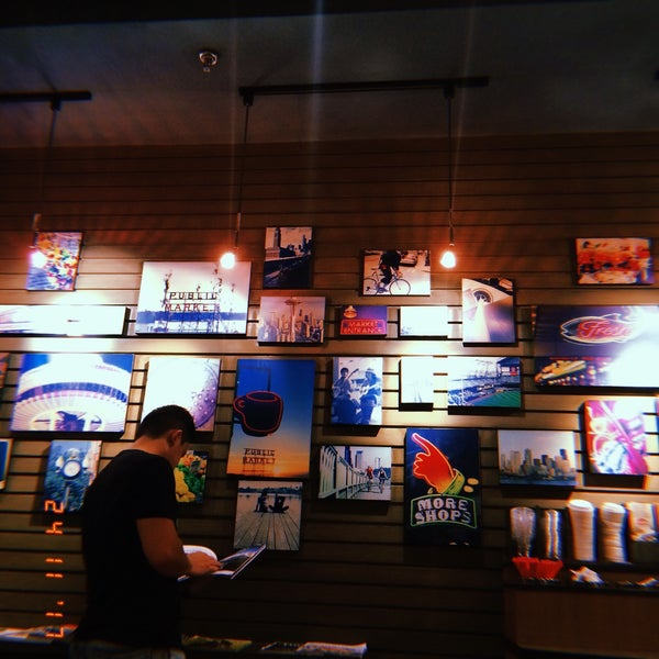 Photo taken at Seattle's Best Coffee by Belle M. on 11/24/2017