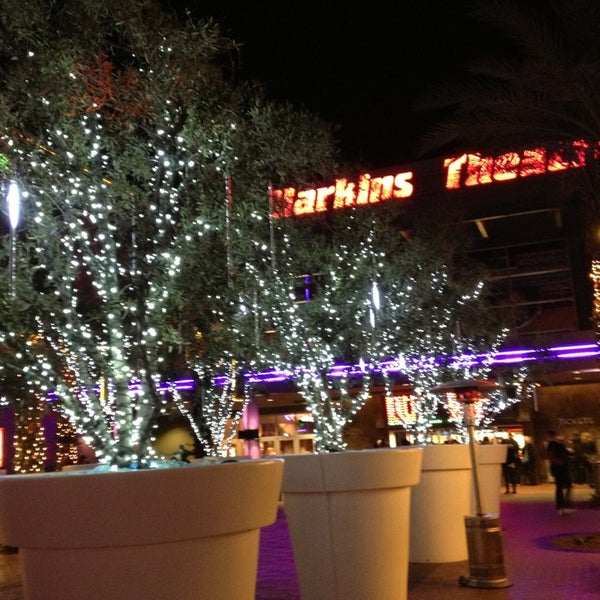 Photo taken at Harkins Theatres Tempe Marketplace 16 by Rick B. on 12/27/2012