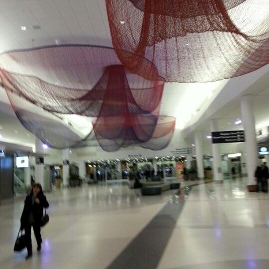 Photo taken at San Francisco International Airport (SFO) by Dan B. on 3/1/2013