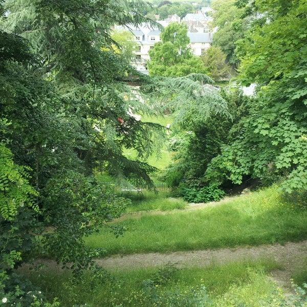 Jardin public fran ois mitterrand park for Jardin public