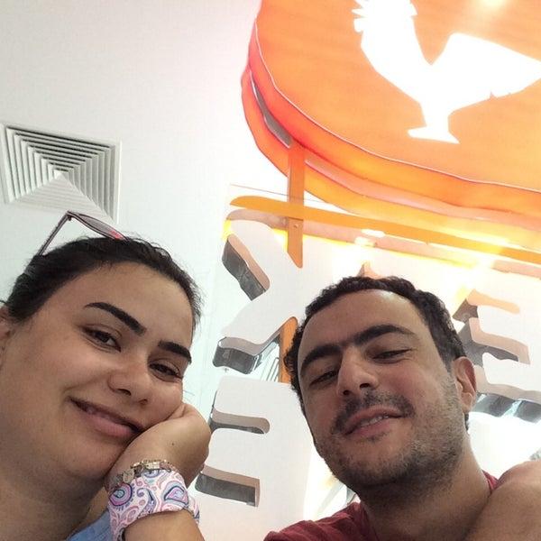 Photo taken at Deek Duke - City Mall by Bassem A. on 8/17/2014