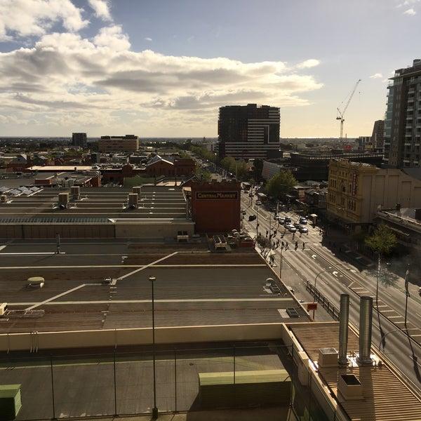 9/29/2017에 June님이 Hilton Adelaide에서 찍은 사진
