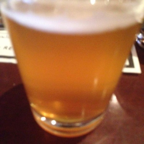 Photo taken at Iron Hill Brewery & Restaurant by Phil W. on 3/28/2014