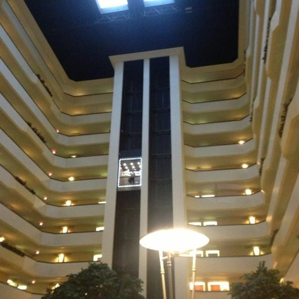 Photo taken at Houston Marriott South at Hobby Airport by Jason P. on 9/18/2013
