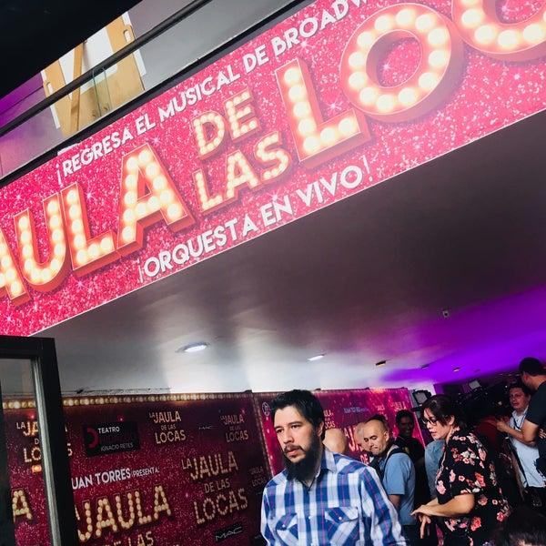 7/23/2018에 Gerardo H.님이 Teatro Hidalgo에서 찍은 사진