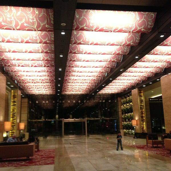 Photo taken at M Resort Spa Casino by Arnel T. on 4/21/2013