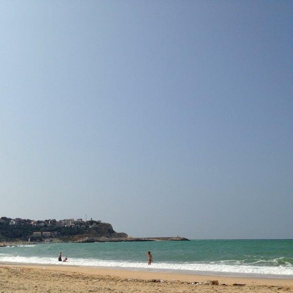 6/29/2013 tarihinde Ibrahim A.ziyaretçi tarafından Karaburun Plajı'de çekilen fotoğraf