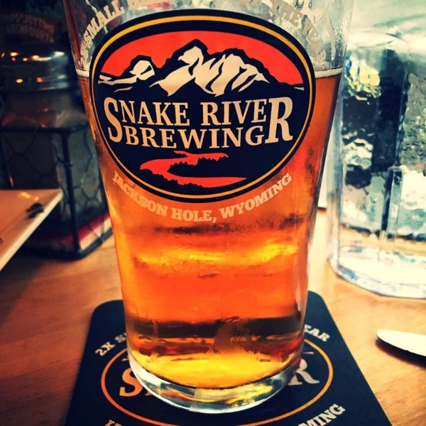 Photo taken at Snake River Brewery & Restaurant by Larissa T. on 2/17/2017