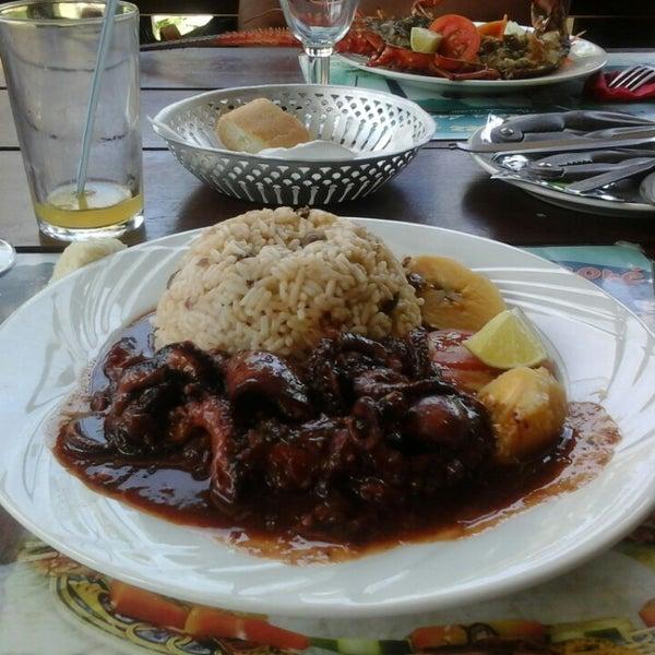 Restaurant chez honor saint fran ois guadeloupe for Austin s caribbean cuisine