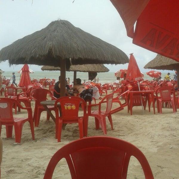 Foto tirada no(a) Praia de Paripueira por Kessia A. em 7/21/2013