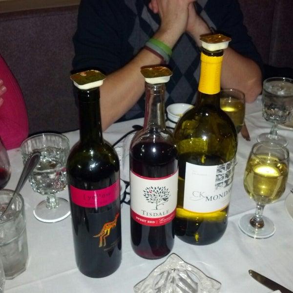 Photo taken at Romeo's Restaurant by Amanda R. on 2/16/2013