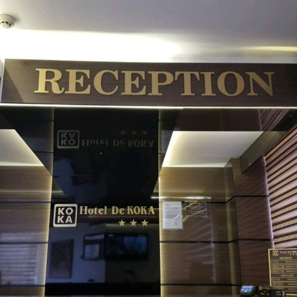 Photo taken at Hotel De KOKA by Norbert on 4/4/2017