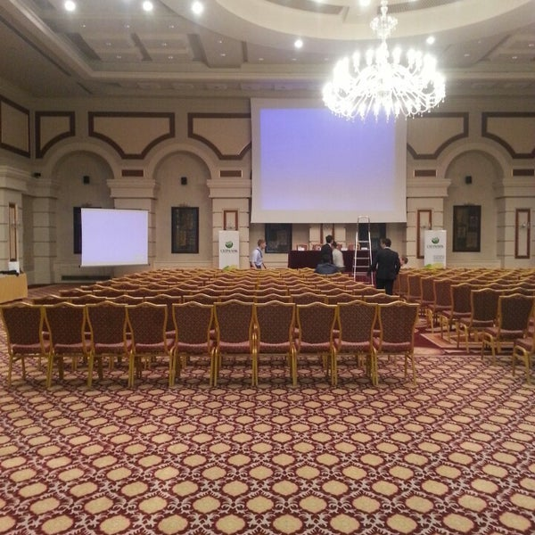 7/11/2013 tarihinde Nadezhda V.ziyaretçi tarafından Rixos President Astana'de çekilen fotoğraf