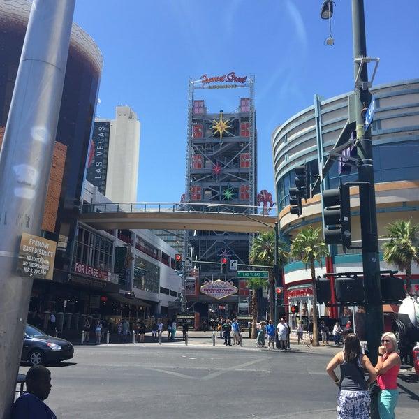 Photo taken at Downtown Las Vegas by Oguzhan K. on 5/14/2017