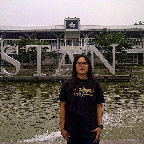 Photo taken at Sekolah Tinggi Akuntansi Negara (STAN) by Anastasia R. on 9/29/2013