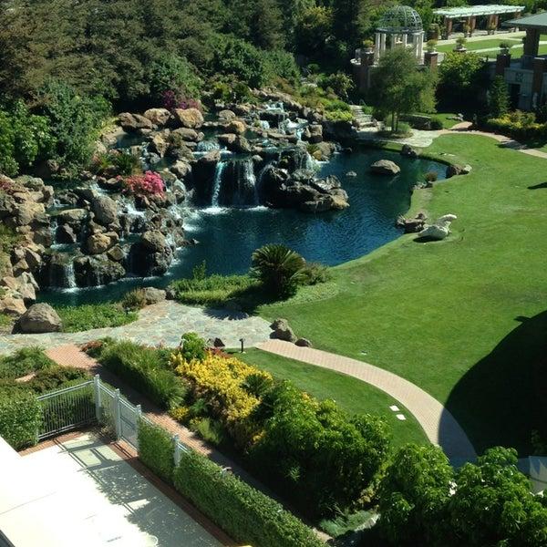 Photo taken at Four Seasons Hotel Westlake Village by Lambizzo on 8/4/2013