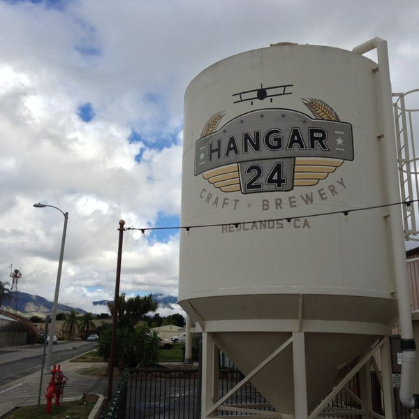 Hangar 24 Craft Brewery - North Redlands - 1710 Sessums Dr