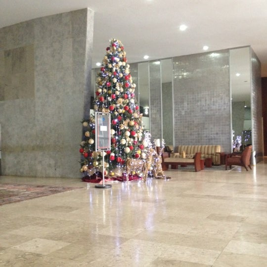Photo taken at Hotel Nacional by Paula C. on 12/16/2012
