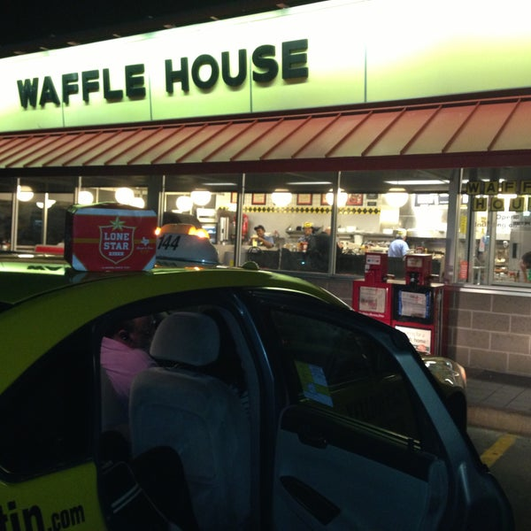 Photo taken at Waffle House by Julie B. on 4/26/2013