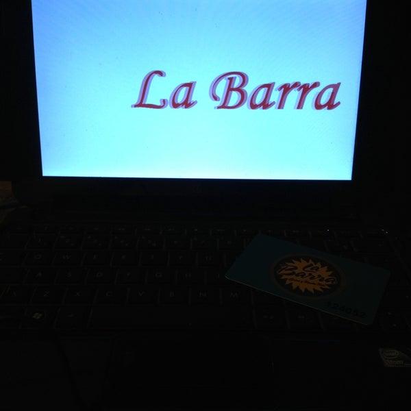 Foto tirada no(a) La Barra por Paula D. em 4/23/2013