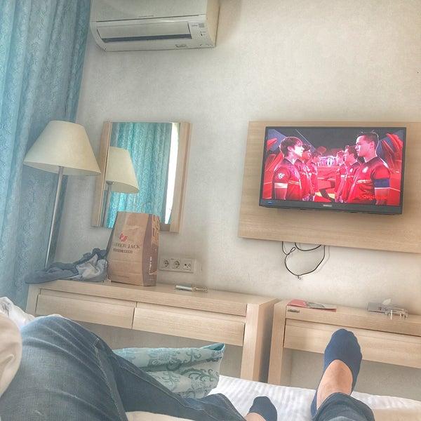 5/15/2017 tarihinde Selman Ç.ziyaretçi tarafından Otel Ahsaray'de çekilen fotoğraf