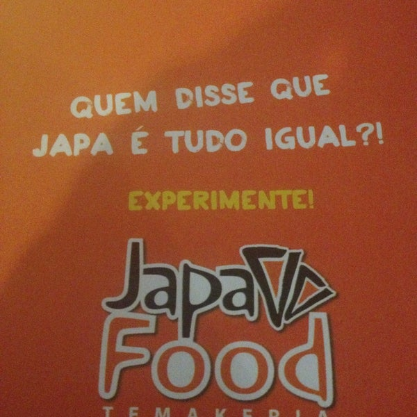 Photo taken at Japa Food by Léiapinto D. on 4/20/2013