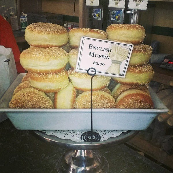 Photo taken at The Model Bakery by to cure: on 7/12/2013
