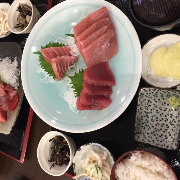 6/21/2017にSeiji H.が魚喰いの 大間んぞくで撮った写真