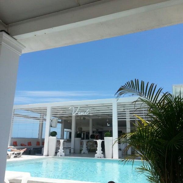 Pasar un buen rato al aire libre en la piscina 4