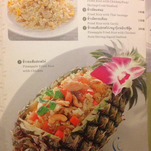 Снимок сделан в Tanta's Thai Restaurant пользователем Rafal W. 1/8/2015
