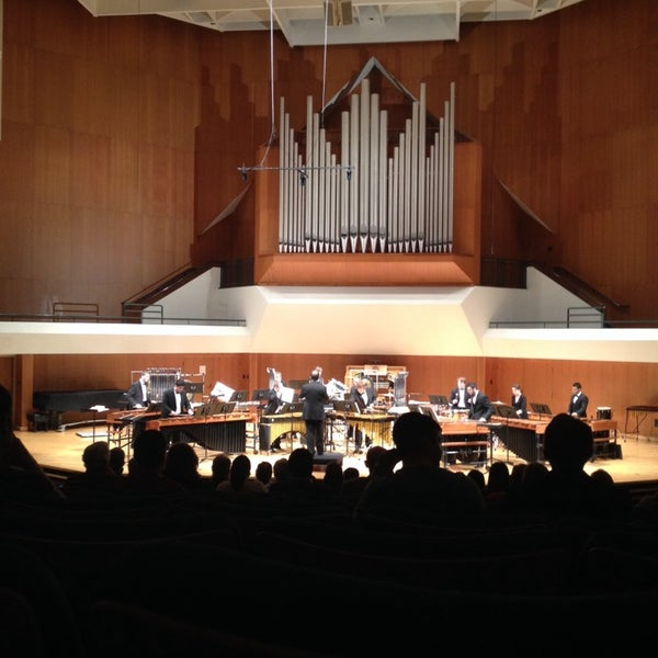 Photo taken at Catlett Music Center by Ahmad D. on 4/11/2014