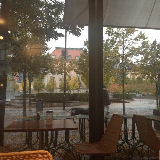 Photo taken at Piccolino by Masha G. on 10/15/2012