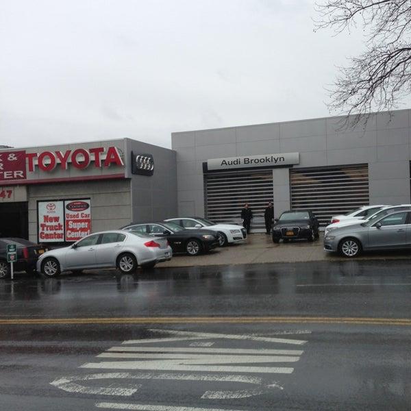 Audi Dealership Atlanta >> Audi Brooklyn - Sunset Park - 99 visitors