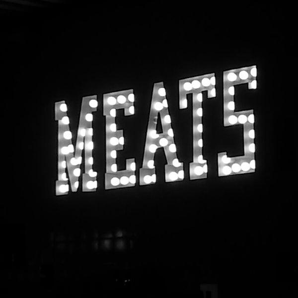 Foto tirada no(a) Meats por Felipe B. em 7/26/2013