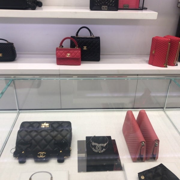 Photo taken at CHANEL by Rayya R. on 7/11/2017